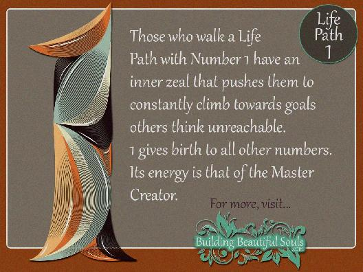 numerology life path number