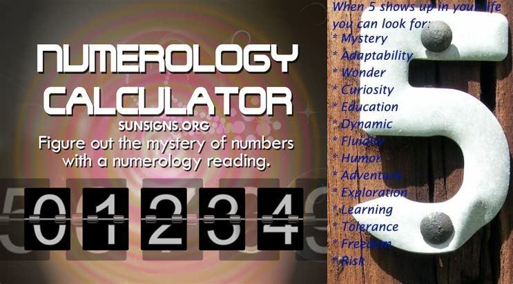scientific psychic numerology